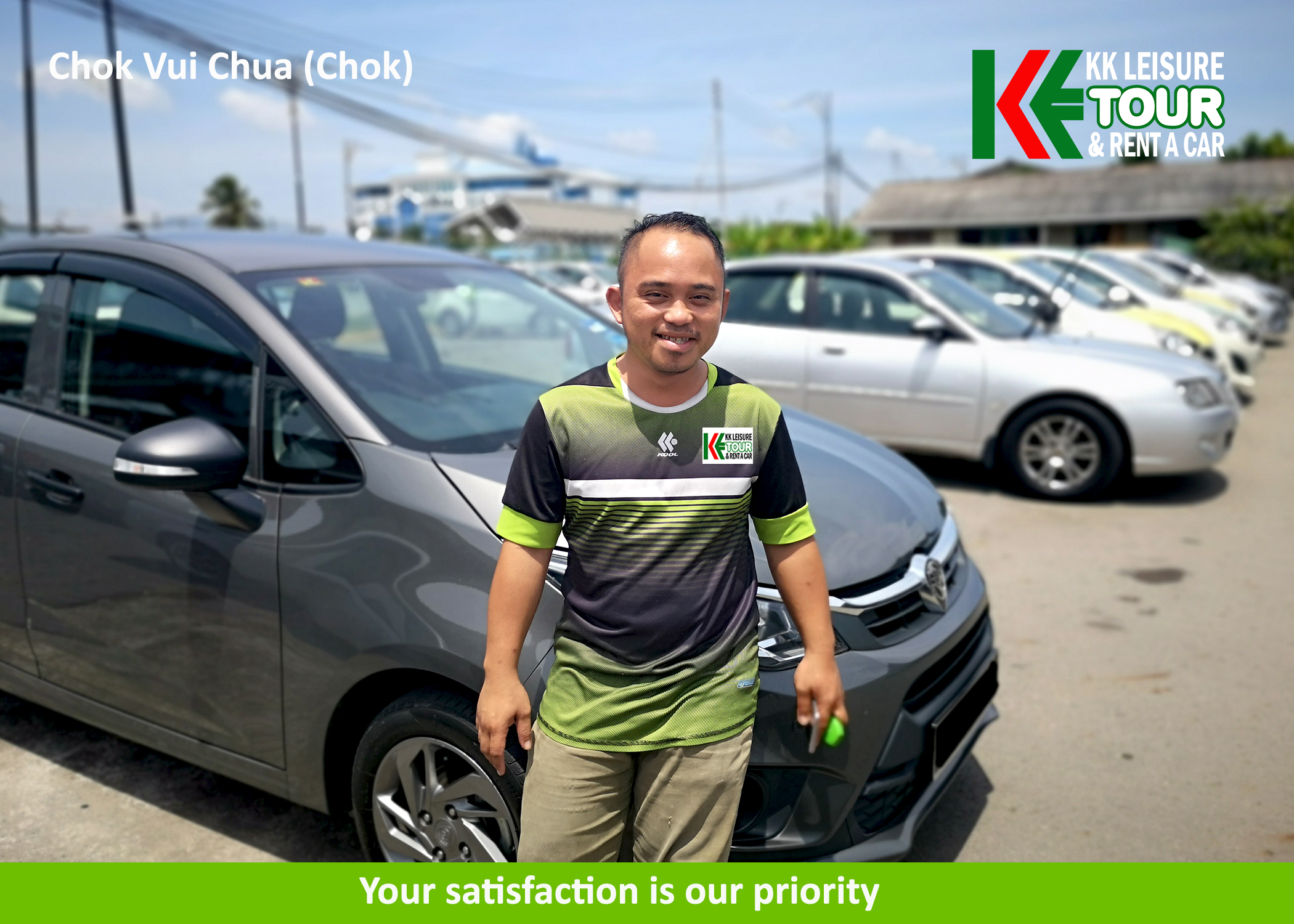 cheap car rental kota kinabalu