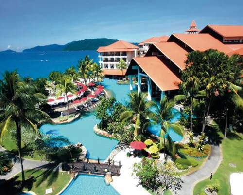 Sutera Harbour Resort.